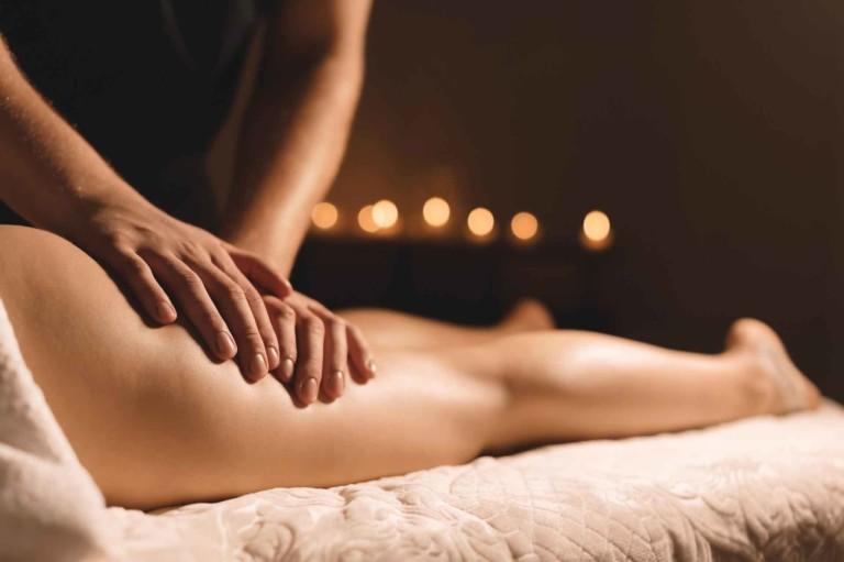 Alpine spa barefoot reflex zone massage