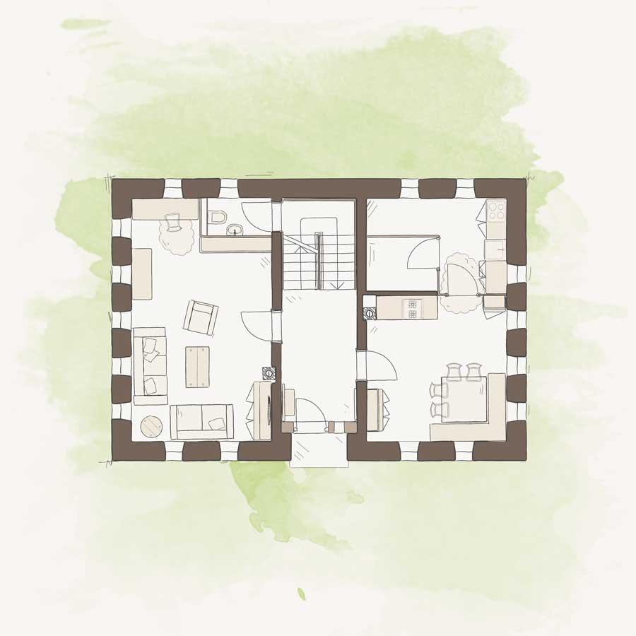 Bauernhaus 0