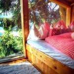 Tree house inside 11